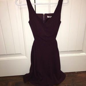 Dresses & Skirts - Open back purple dress 😍